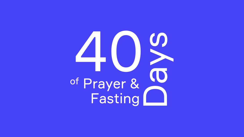 Lifespring 40 Days of Prayer & Fasting